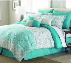 Bright Green Comforter Bedroom Awesome Coral And Teal Bedding Emerald Green Comforter