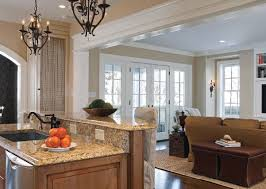 kitchen and family room ideas best 25 open family room ideas on open floor plan
