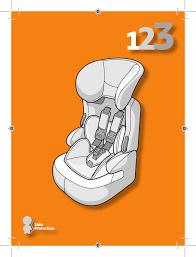 notice siege auto nania mode d emploi nania luxe beline sp lx siège auto bébé en ligne