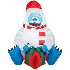 christmas inflatables outdoor christmas ebay