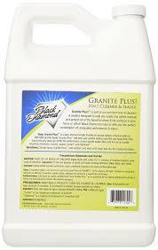 amazon com granite plus 2 in 1 cleaner u0026 sealer for granite