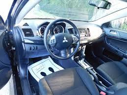 2016 used mitsubishi lancer 4dr sedan cvt es awc at toyota of