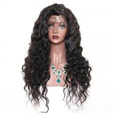 are there any full wigs made from human kinky hair that is styled in a two strand twist for black woman cheap full lace human hair wigs made of 100 brazilian hair