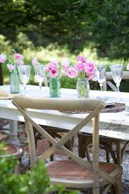French Country Outdoor Furniture by Dining Outdoors On The Patio French Country Cottage