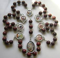 rosary of the seven sorrows fragrance sandalwood seven sorrows rosary