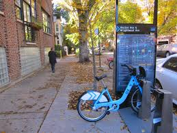 Chicago Divvy Bike Map by Bike Walk Lincoln Park Newest Lincoln Park Divvy Stations