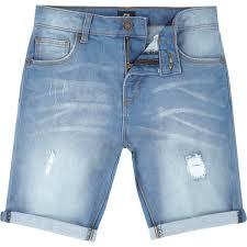 boys light blue tie boys light blue distressed denim shorts denim shorts shorts boys