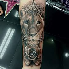 only the best celebrity ink tattoo phuket lioness lion