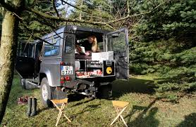 land rover defender d box turns your land rover defender into a tiny motorhome the