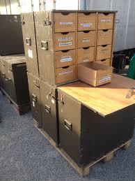 bureau militaire bureau de cagne original suisse surplus réunis montelimar