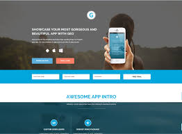 bootstrap landing page templates free u0026 premium themes creative