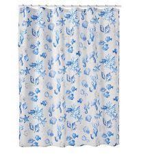 Seahorse Shower Curtain Beach Island U0026 Ocean Fabric Shower Curtains Ebay