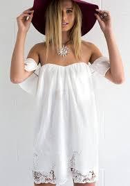 dress beginning boutique white boho dress white dress off the