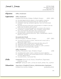 Medical Assistant Resume Template Free Sample Resume For Medical Assistant Externship Michele Blog