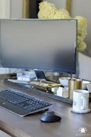 Computer Im Schreibtisch Die Besten 25 Computerkabel Verbergen Ideen Auf Pinterest
