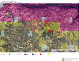 Montana Blm Maps by Recreational For Sale Landleader Y Hanging Diamond Ranch