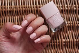 nails inc gel effect nail polish mayfair lane raining cake