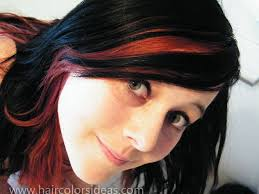 hair colour download hair color black and red 22 hd wallpaper hdblackwallpaper com