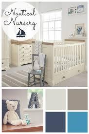 nursery decor inspiration nautical oak furniture land blog