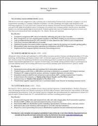Sales And Marketing Manager Resume Examples by Sales Manager Resume U0026 General Manager Resume