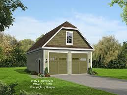garage plan 1009 rv g house plans by garrell associates inc