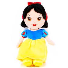 disney princess cute 10 snow white soft doll 15 00 hamleys