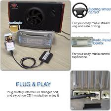 lexus rx400h dab radio car iphone ipod ipad lightning 8 pin u0026 3 5mm aux jack input