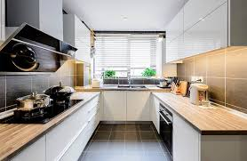 Kitchen Designs U Shaped Simple U Shaped Kitchen Cabinet Design Interior Design