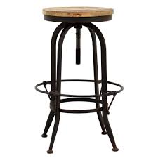 furniture impressive bar stool with footrest design to beautify