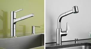 kwc kitchen faucets kwc faucets infusion showrooms by etna