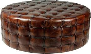 small round tufted ottoman large white leather ottoman ottoman small round ottoman round tufted