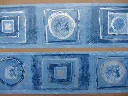Wallpaper Borders For Bedrooms Wallpaper Borders Details About Sahara Denih Blue Wallpaper