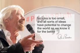 every idea has potential