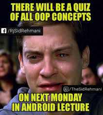 College Life Memes - funny computer science university college life memes sidrehmani