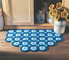 Easy Crochet Oval Rug Pattern Refresh Your Floors With Crochet Rugs 10 Free Patterns