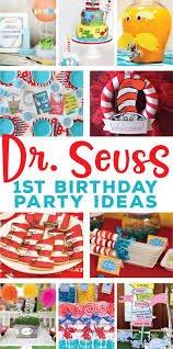 dr seuss birthday party ideas the best dr seuss 1st birthday party ideas on the day