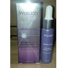 Serum Wardah Lightening jual wardah serum anti aging harga paket surabaya malang jual