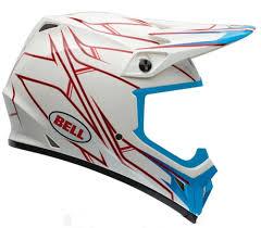 motocross helmets for sale bell powersports mx 9 pinned off road motocross helmets bell