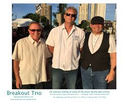 events breakout trio
