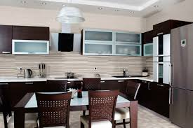 kitchen desaign modern minimalist design of the interior design
