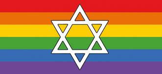 Flag With Yellow Star Lgbtq Jewish Federation Of Greater Hartford