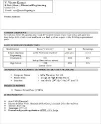 professional fresher resume resume format for freshers download