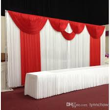 wedding backdrop online free shipping beautiful silk wedding backdrop curtain with