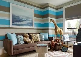 braun wohnzimmer tapete braun beige akzent wand wohnzimmer home dekor beeiconic