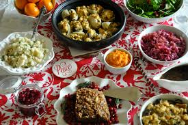 delicious and healthy plant based vegan thanksgiving and