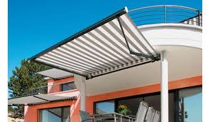 Powered Awnings Classic Folding Arm Awnings In Perth Blinds By Peter Meyer