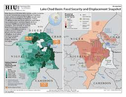 Chad Map Document Lake Chad Basin Food Security And Displacement