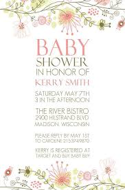 baby shower invitations templates free home decoration