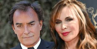 lauren koslow hairstyles through the years days of our lives lauren koslow teases unexpected deviousness to