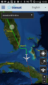 Flight Path Map Flight Path What Is The Reason For This Route While Flying From